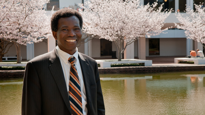 Clemson professor Constancio Nakuma believes that a necessary part of surviving is acknowledging people as they are. When surrounded by difference, it's hard to be judgmental.