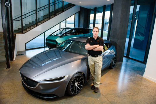 Chris Paredis is the new BMW Endowed Chair in Automotive Systems Integration at the Clemson University International Center for Automotive Research.