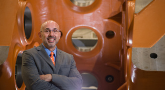 "Nikolaos ""Nick"" Rigas has been named associate vice president for Strategic Initiatives and executive director of the Clemson University International Center for Automotive Research."